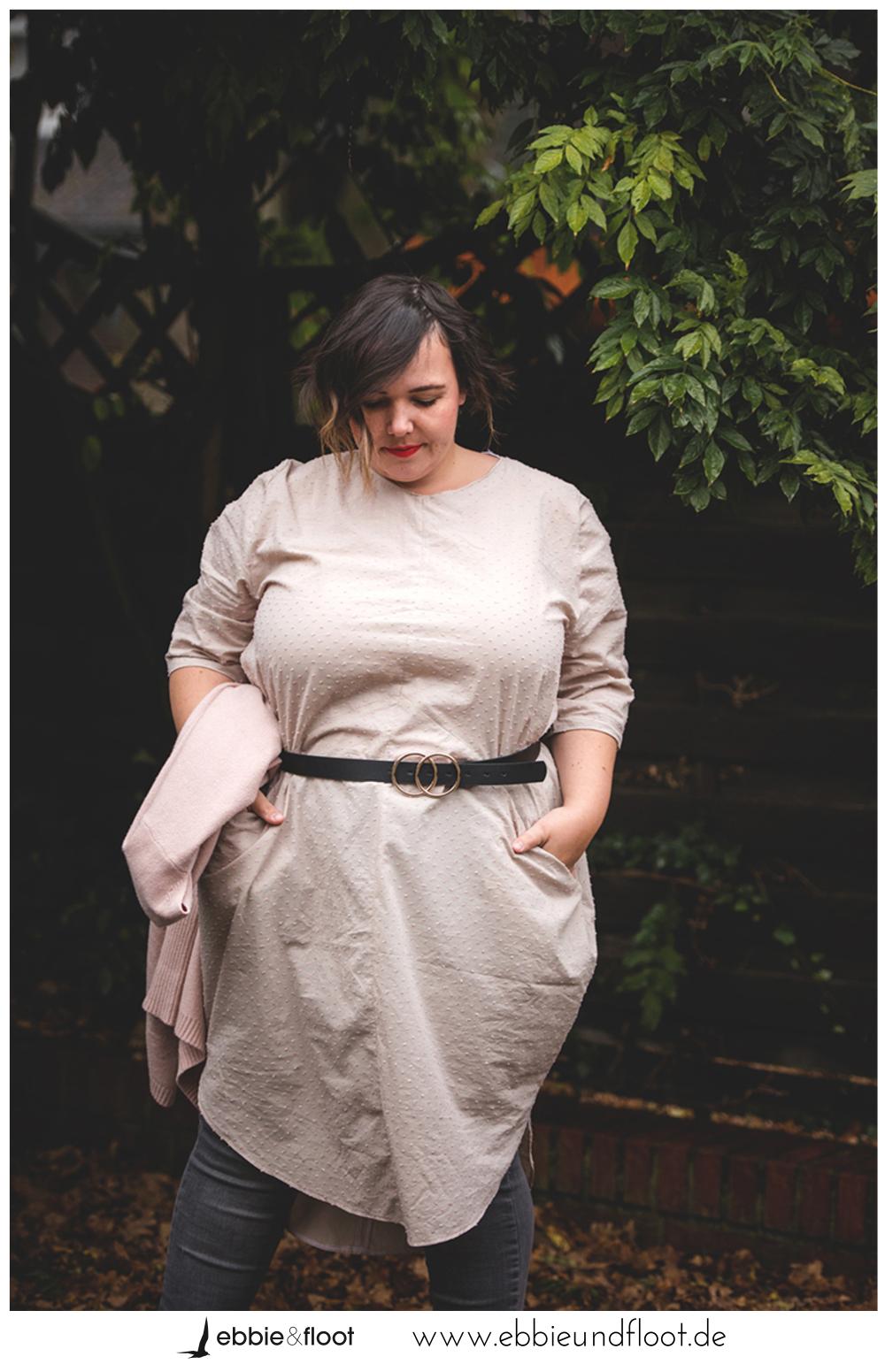 Mehr Selbstbewustsein mit Kleid Trine - Cocoon Kleid ...