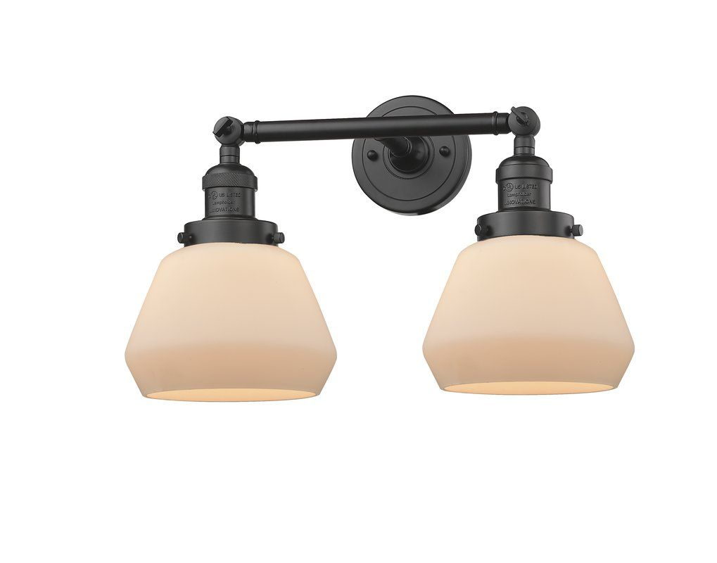 Photo of Dupree 2-Light Dimmable Vanity Light