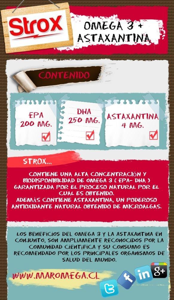 MarOmega Strox!Omega 3 + Astaxantina Omega 3 100Natural - fresh primal blueprint omega 3