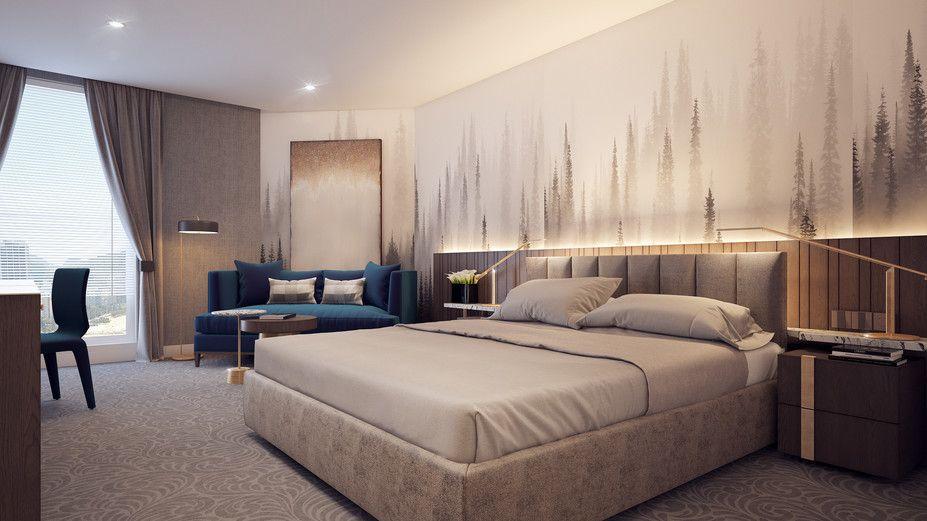 Before After Chic Boutique Hotel Interior Design Decorilla