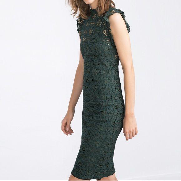 Zara Lace Dress