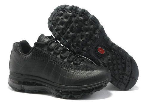 air max 360 black