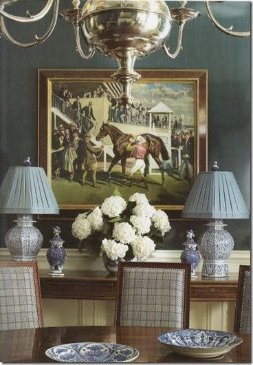 Horse Country Chic Equestrian Decor
