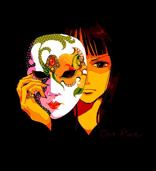 Nico Robin One piece
