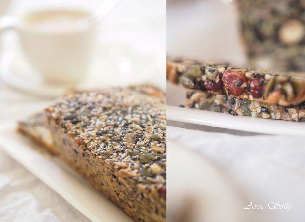 Avec Sofié blog/ #paleo #bread #recipe