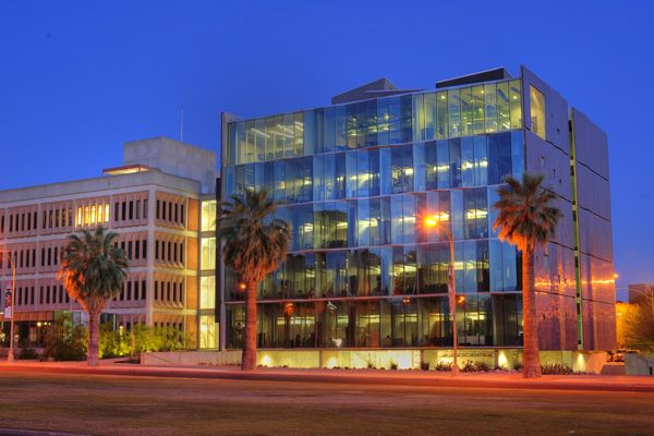 Meinel Optical Sciences Building | University of Arizona