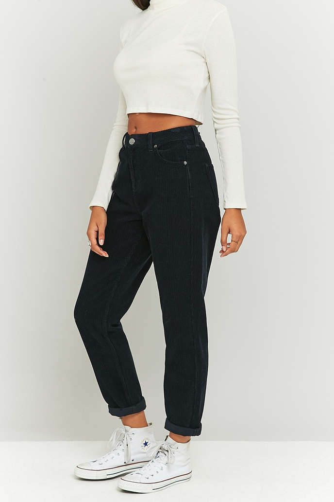 964798aba66 BDG Corduroy Mom Jeans | 80's, 90's fashion and iconic things | Mom ...