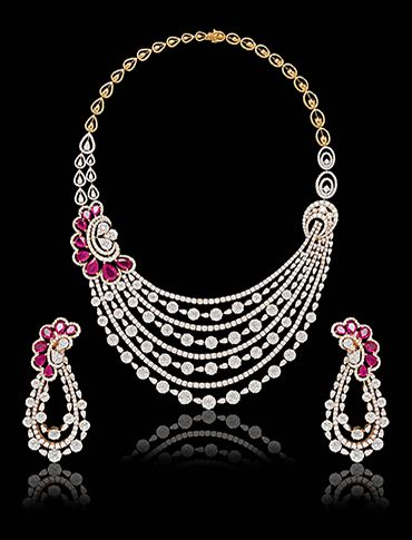 watch diamond collections exclusive hqdefault necklace youtube flowers