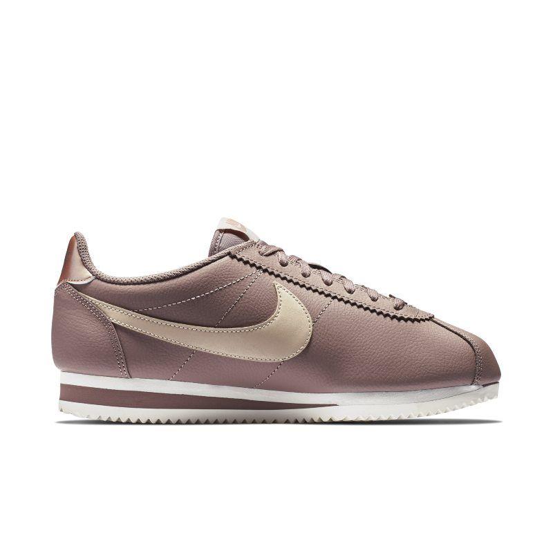 b9548bdda67 Nike Classic Cortez Leather Women s Shoe - Purple