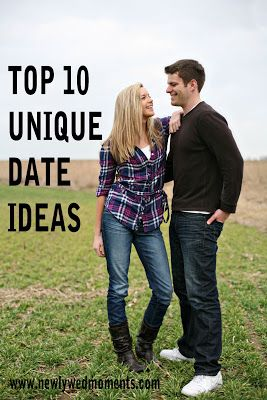typical date ideas