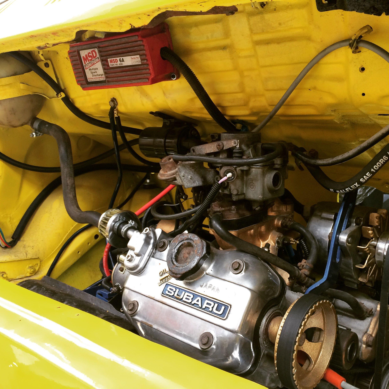 Engine 600cc Rex Subaru 2 Cylinder Cars Subaru Rex Pinterest