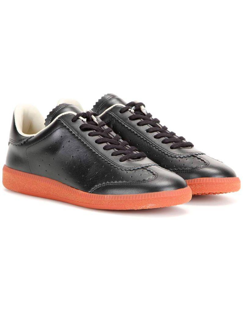 Chaussures De Sport Pour Les Femmes En Vente, Blanc, Cuir, 2017, 37 40 Marant Isabel