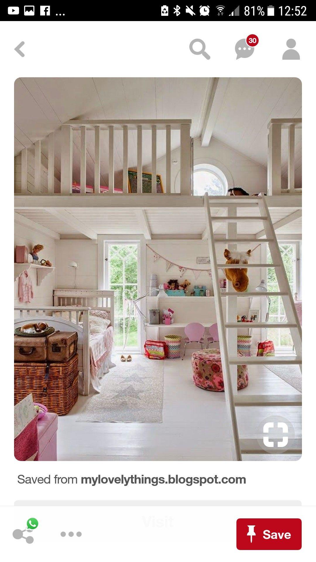 Loft spaces image by Sara Nixon on Laurens room Home