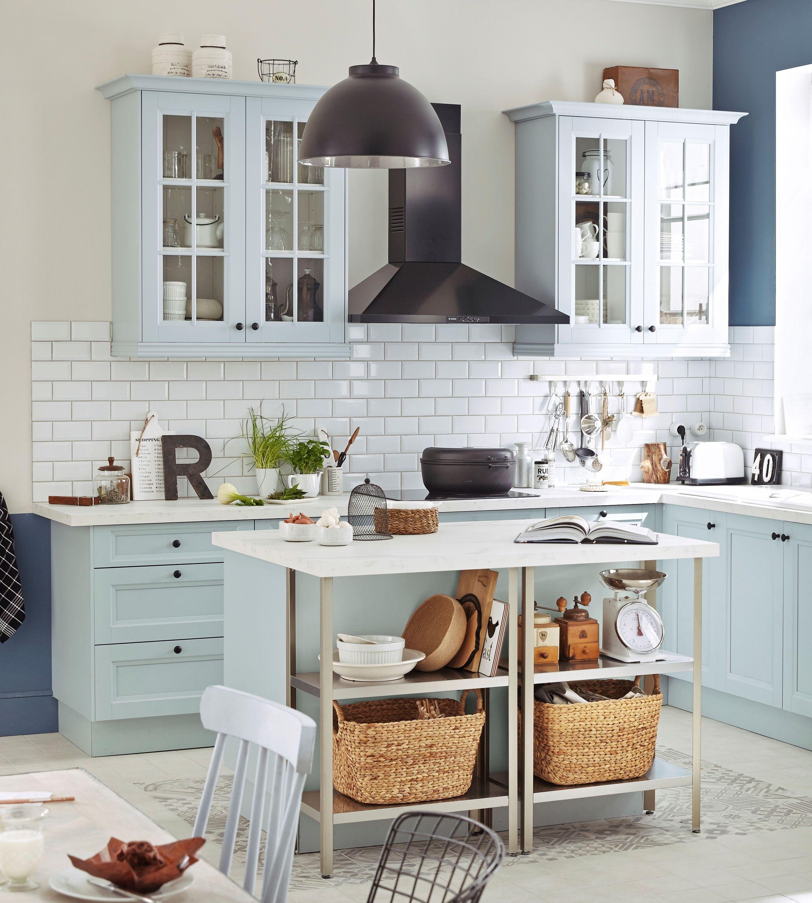 Crédence de cuisine : 55 idées pour la choisir et la relooker ...