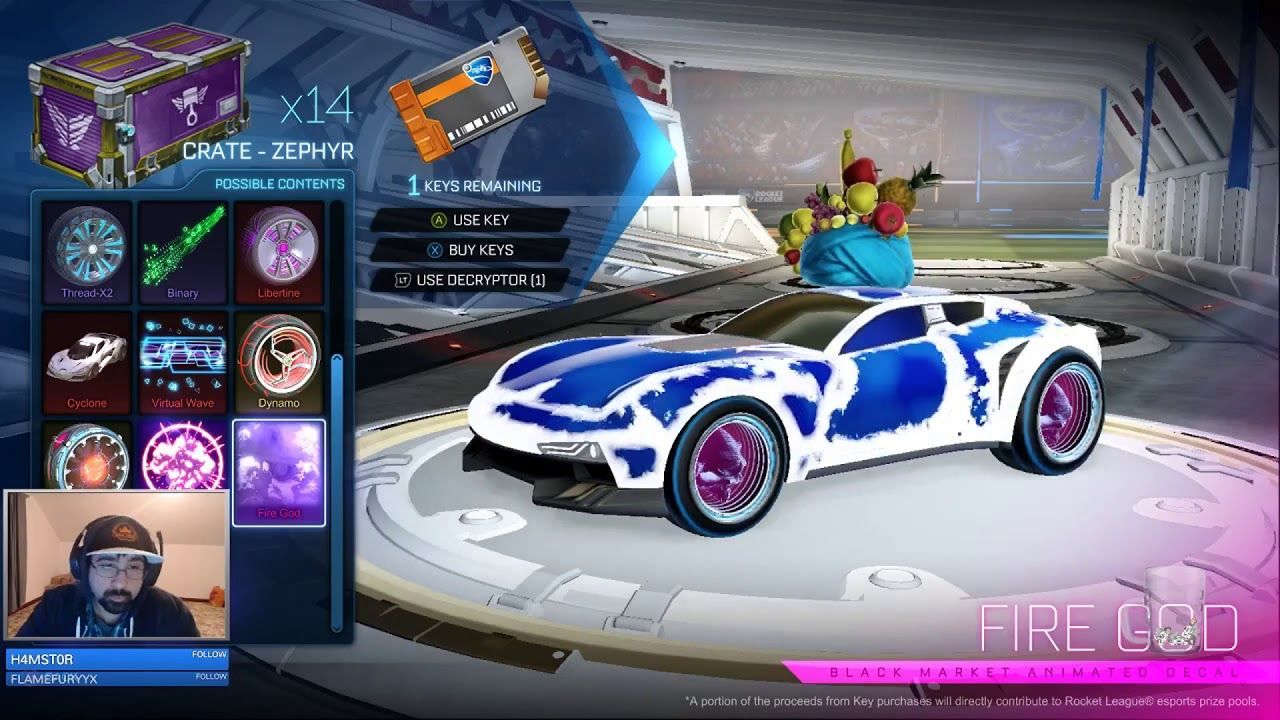 Easy How To Get Crates In Rocket League