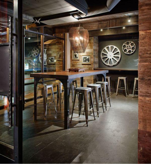 VINTAGE INTERIORS : 10 AMAZING RETRO CAFES   Shop interior design ...
