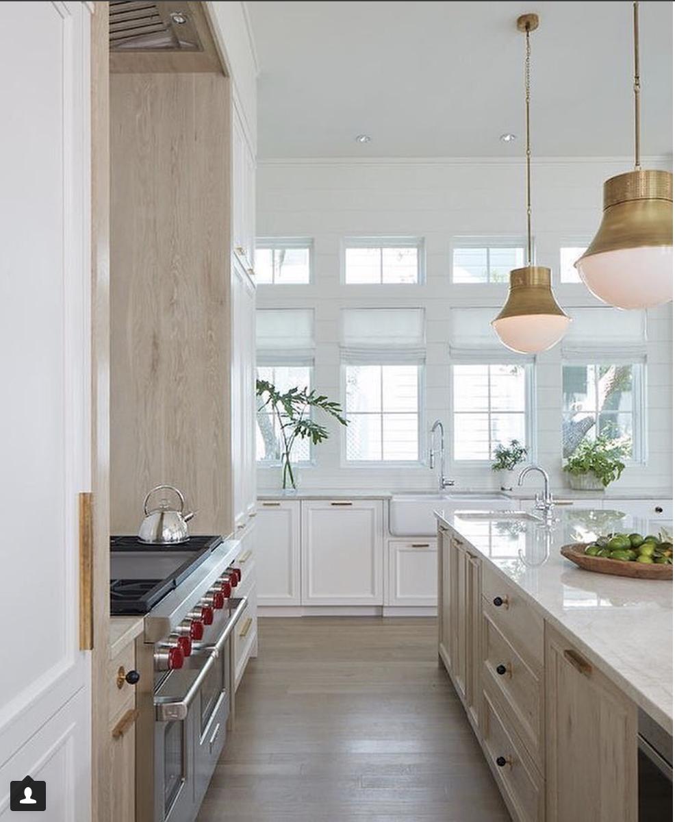 Pale Oak floors- airy kitchen | houz | Pinterest | Kitchens and ...