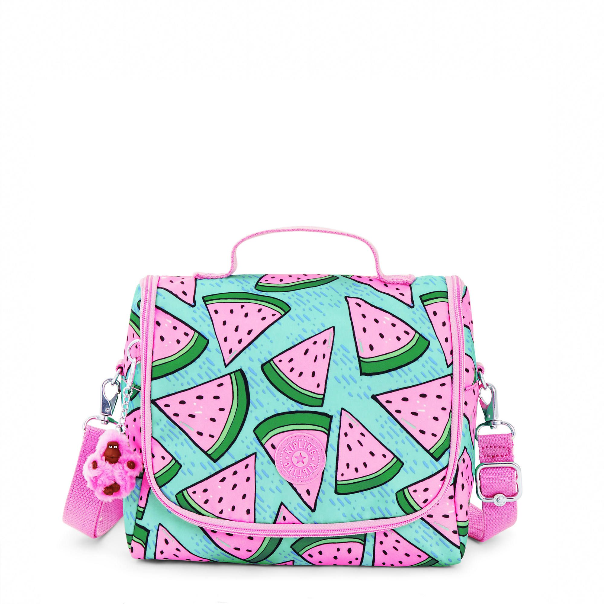 4a0981e3688 Kichirou Printed Lunch Bag | kipling bags | Kipling lunch bag ...