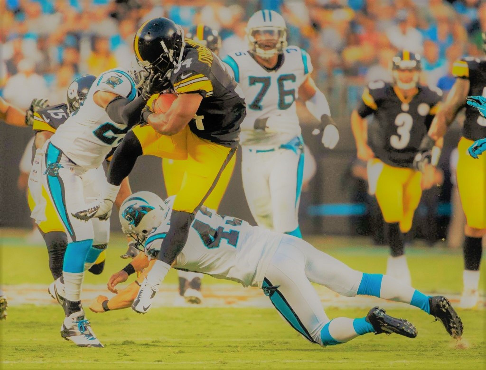 Carolina Panthers Vs Pittsburgh Steelers Live Streaming Carolina Panthers Pittsburgh Steelers Nfl Online