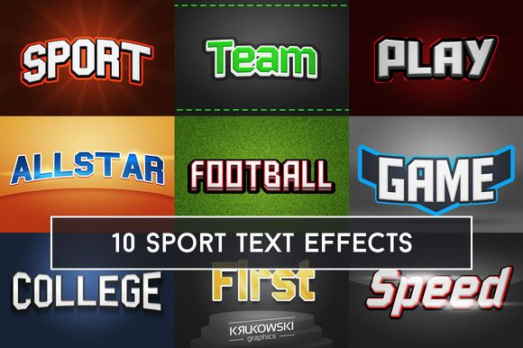 Download Sport Text Effects Mockup Text Effects Flyer Template Club Flyers