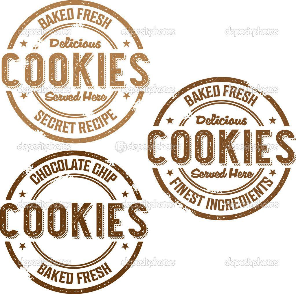 Resultado de imagem para carimbo de cookie