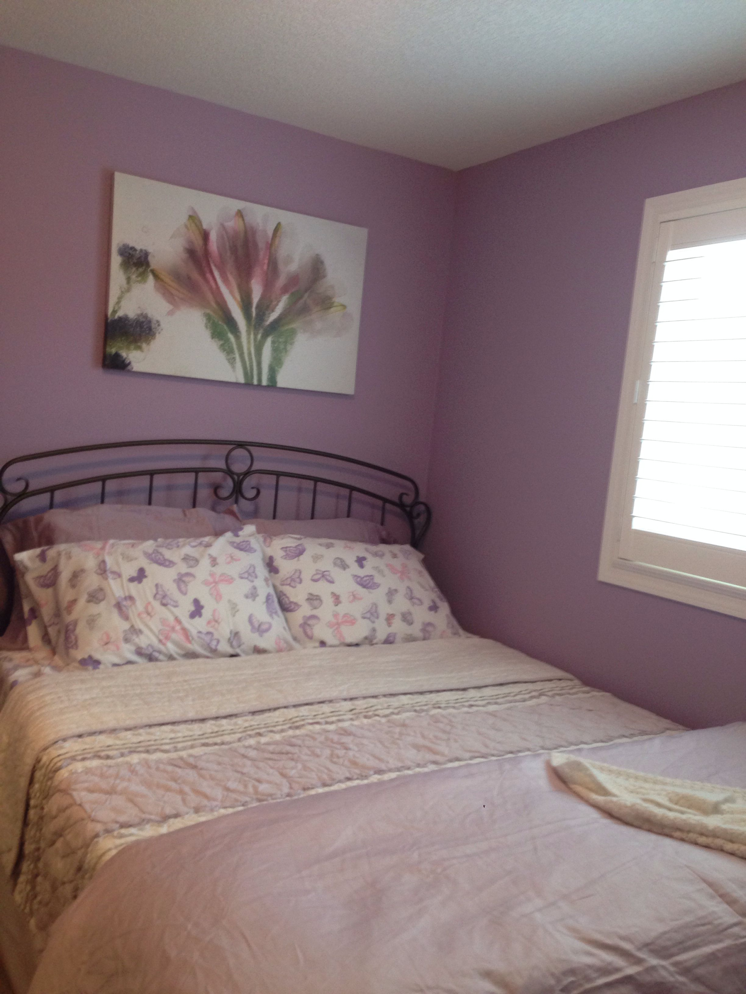 Lavender Lipstick By Benjamin Moore Paint Ideas Home