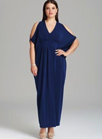 cutethickgirls.com navy blue plus size dress (20) #plussizedresses ...