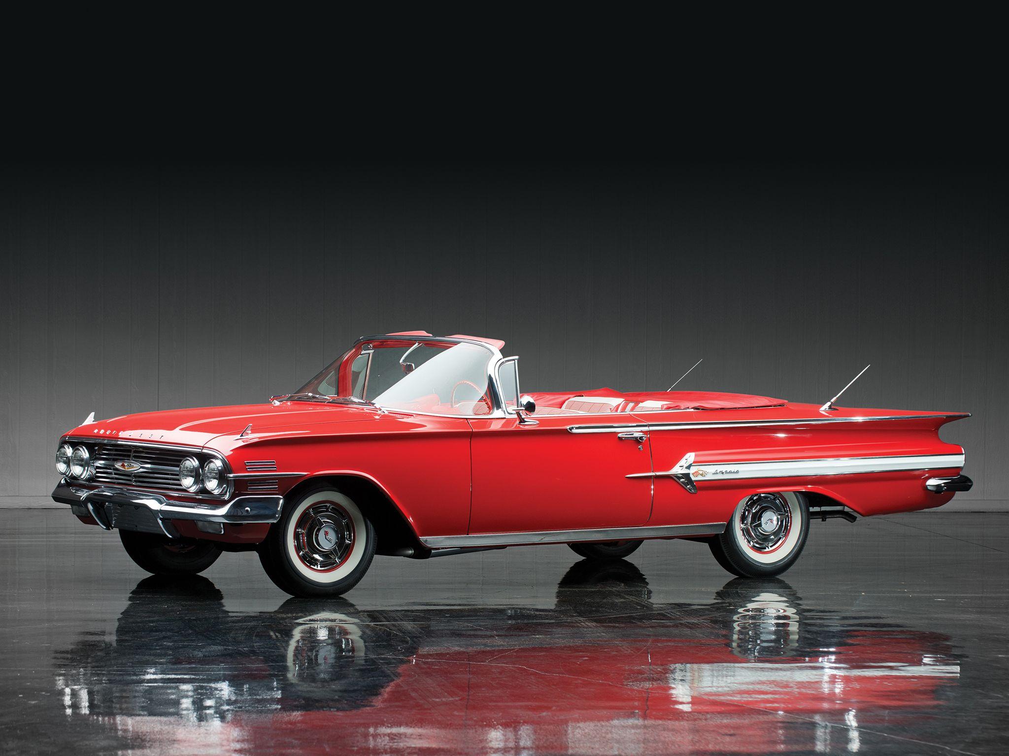 Chevrolet impala 1960 style ultimate hot wheels