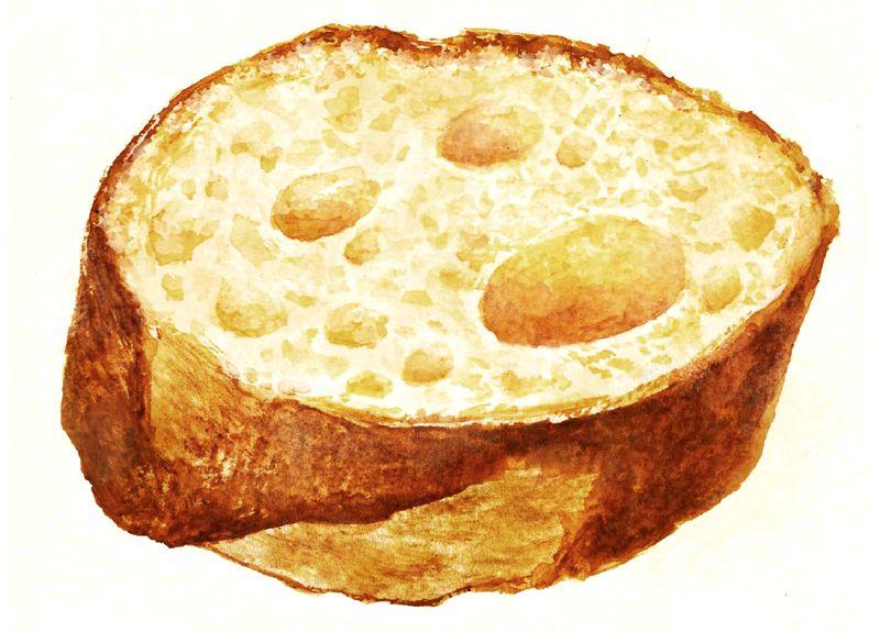 Source? Slice of bread