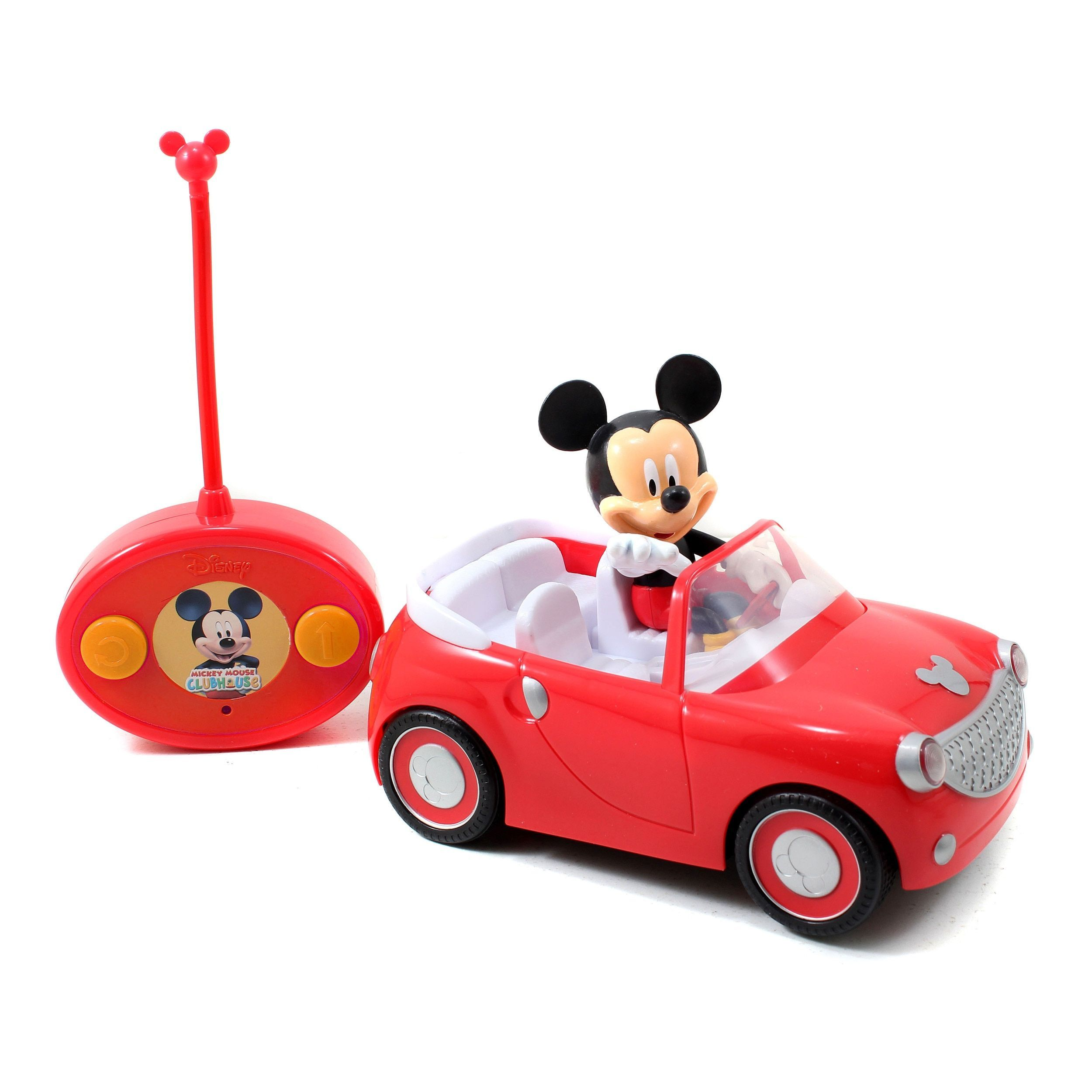 Jada car toys  Jada Toys Disney Mickey Mouse Radio Control Car  Radio Control DIY
