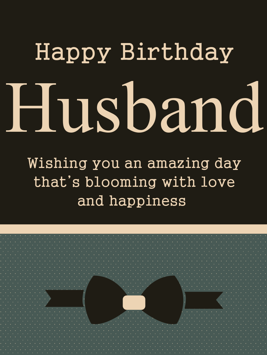 Bloom With Love Happy Birthday Husband Cards Birthday Greeting Cards By Davia Happy Birthday Husband Husband Birthday Card Happy Birthday Wishes Quotes