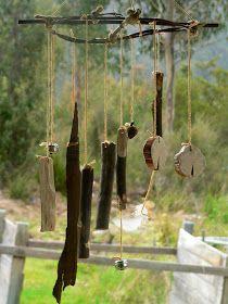 Naturally Tasmanian: Nature Wind Chimes