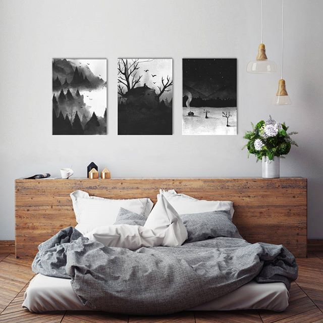make your bedroom awesome with some cool metal posters