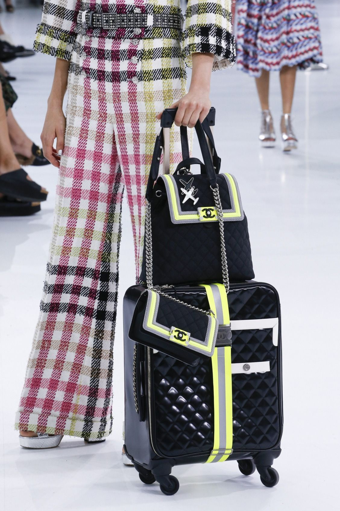 9 of Chanel's Most Travel-Friendly Looks to Pack for Karl Lagerfeld's New Resorts