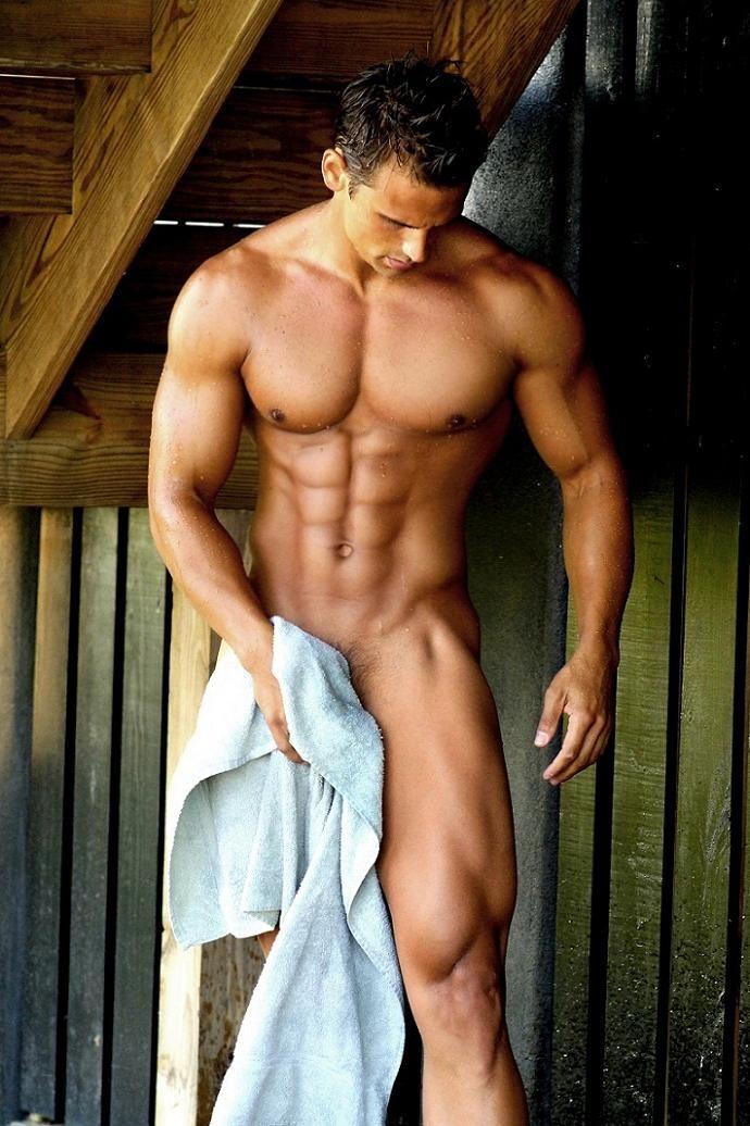 David morin model fitness male