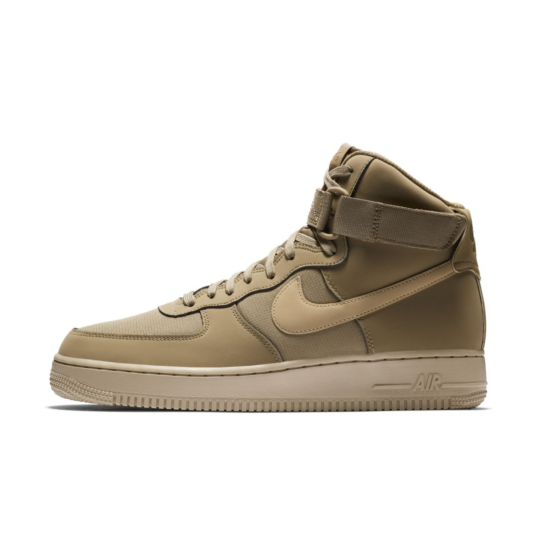 competitive price a2147 0cbdb Nike Air Force 1 High 07 Men s Shoe Size 12.5 (Canteen)