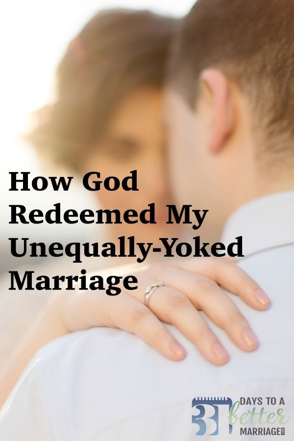 Unequally yoked verse dating site