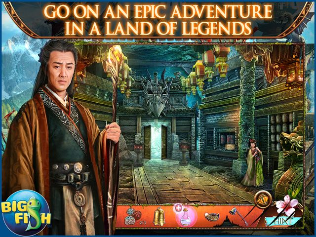 Myths Of The World The Heart Of Desolation Collector S Edition For Ipad Iphone Android Mac Amp Pc Big Fish Is The 1 P Myths The Incredibles Dragon King