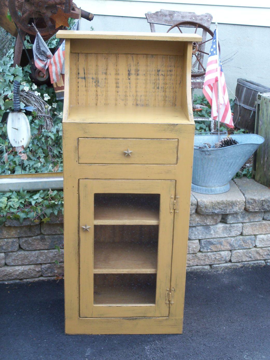 Furniture Pie Safes Jelly Cabinets Primitive Decorating Country Primitive Bathrooms Primitive Furniture