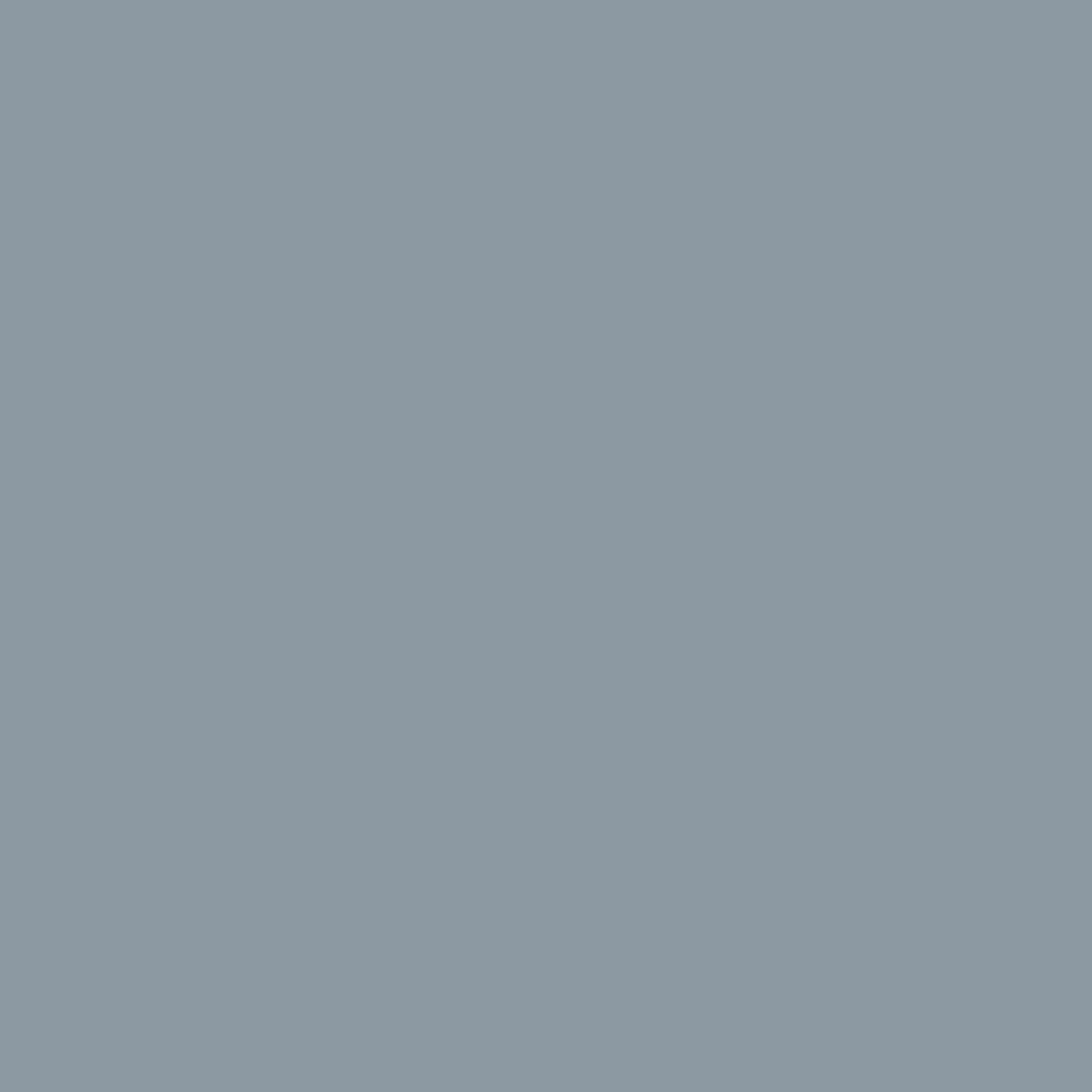 BEHR PREMIUM 1 gal. #N490-4 Teton Blue Semi-Gloss Enamel Interior Cabinet and Trim Paint
