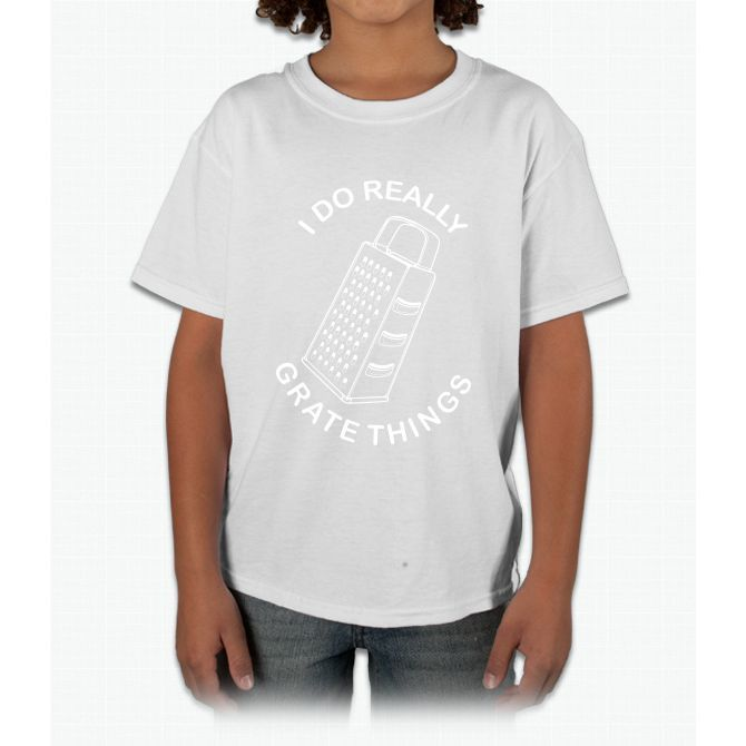 Grate Things Young T-Shirt