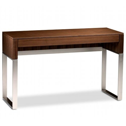 Office Console Table Furniture Wood Writing Desk Desk