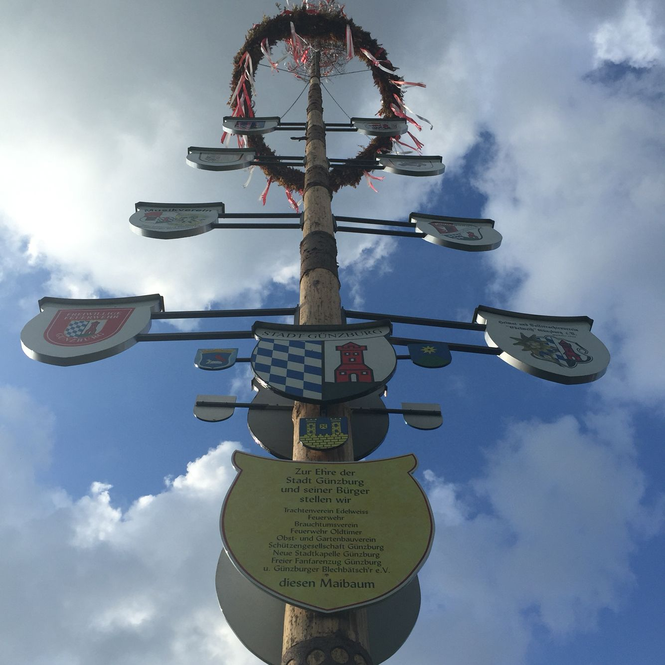 Gunzburg, germania, baviera, 9 giugno 2016