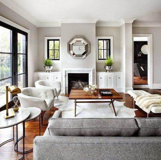 Copy Cat Chic Room Redo Bright Contemporary Living Room Copy Cat Chic Living Room Grey Living Room Designs Grey Interior Design