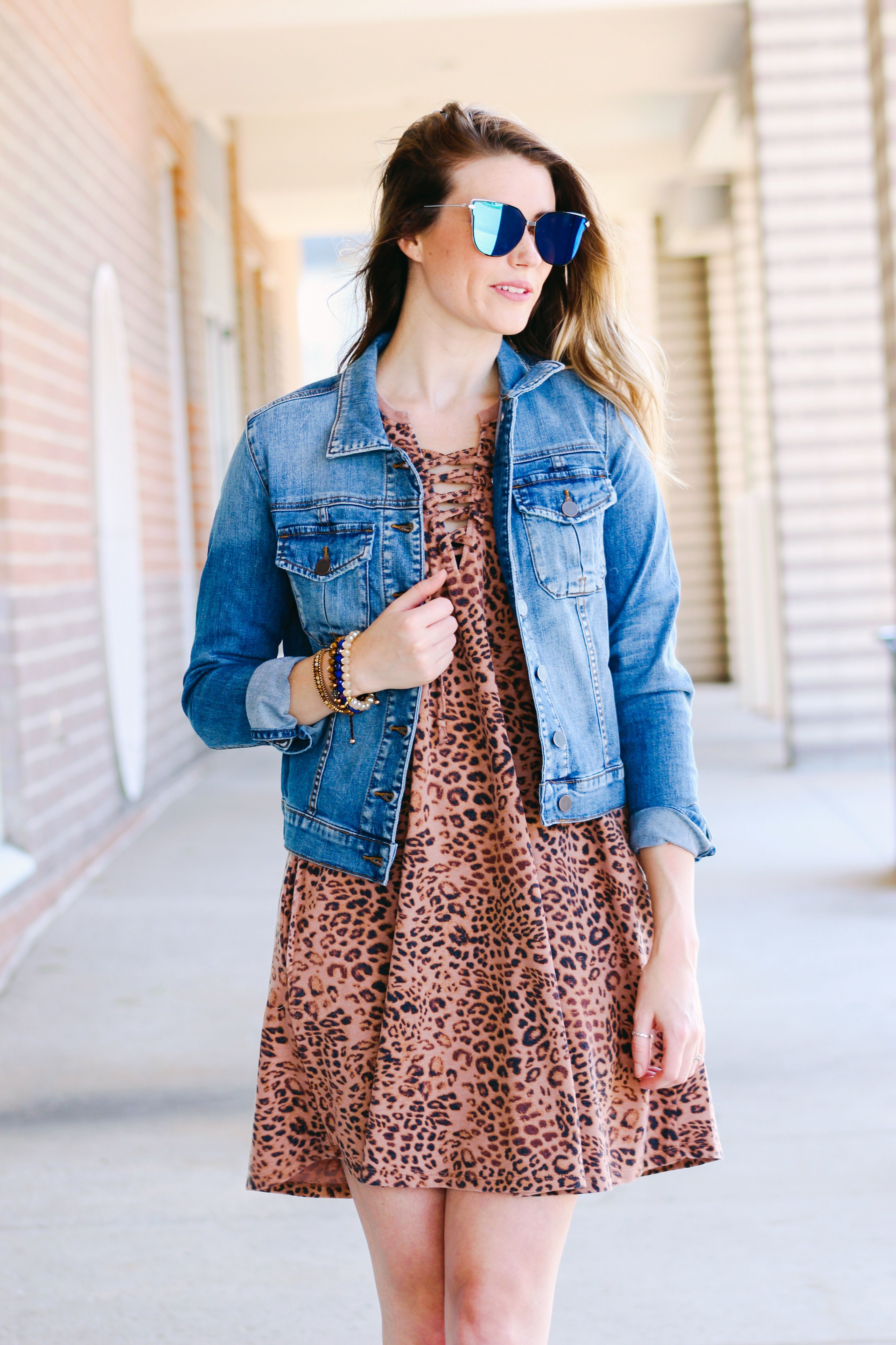When the weather is cooling down donut ditch the dress just add a
