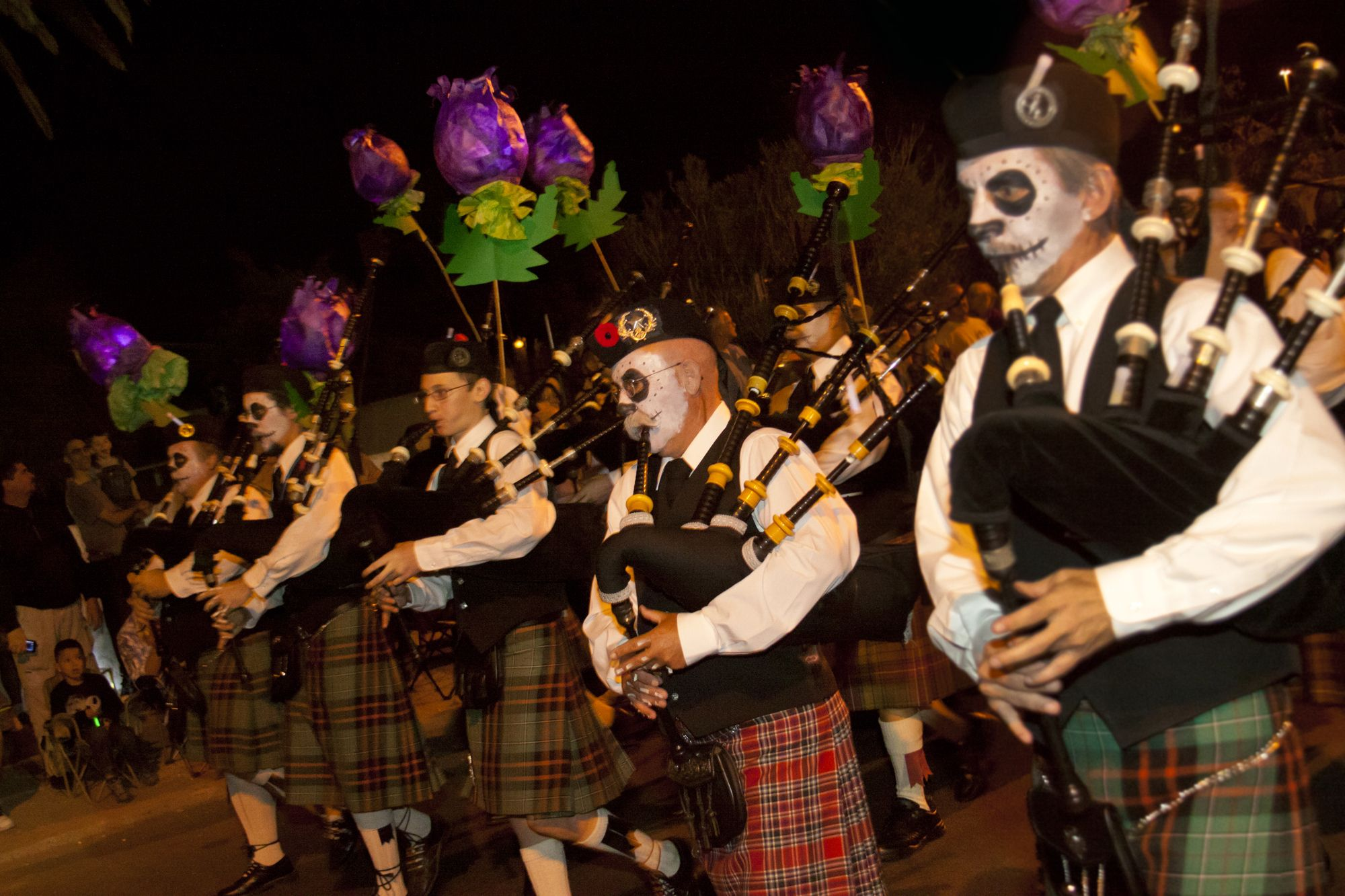 Day Of The Dead Parade Floats Google Search All Souls Meet Guys Men In Kilts