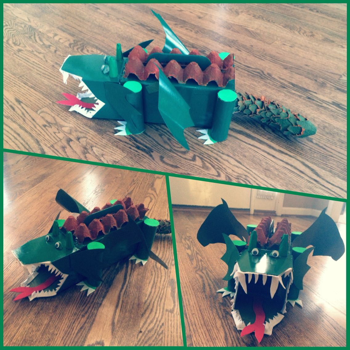 Dragon Valentine Box For School Really Easy To Do Shoe