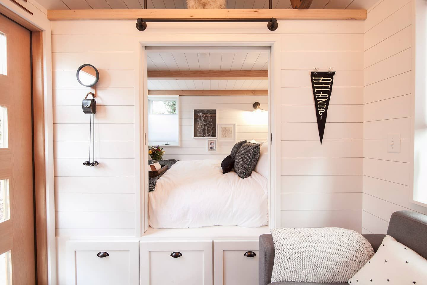 50 Tiny Houses You Can Rent on Airbnb in 2020! in 2020