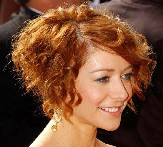 Layered Short Hairstyle | VIP Hairstyles | Oh, Ginger ...