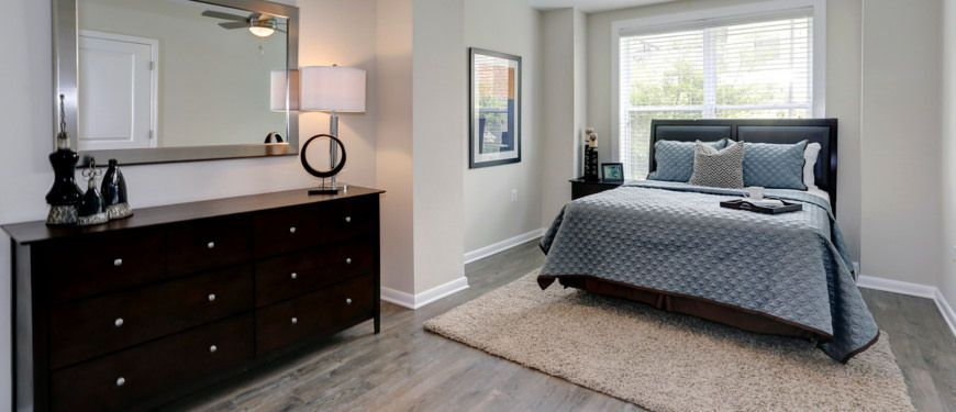 Stunning Master Bedroom At Carmel Midtown Square In Camp Springs Md Midtown Home Decor Master Bedroom